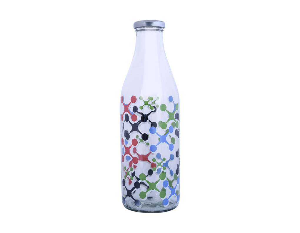 Decorated Bottle 6